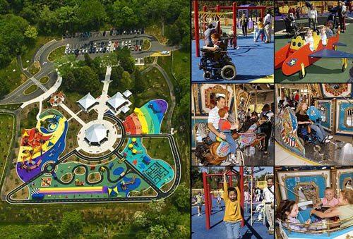 5. Clemyjontri Park GÇô Virginia, USA