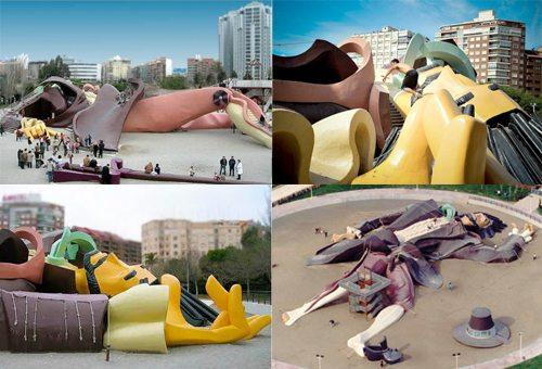 7. Gulliver Park GÇô Valencia, Spain