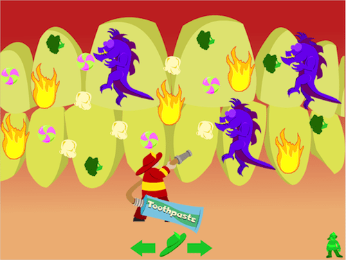Gooseling_Cavity-Dragons-fire-page