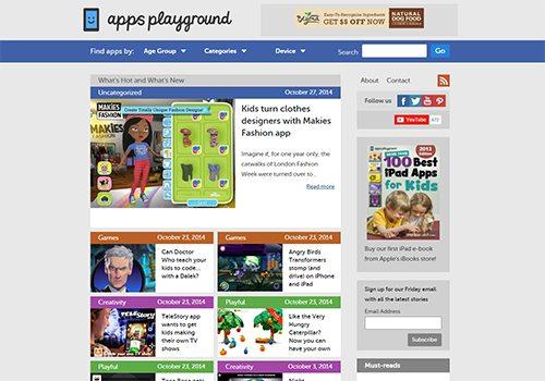 Apps Playground