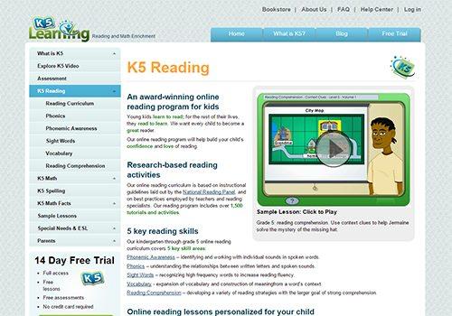 K5Learning