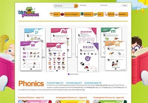KizPhonics