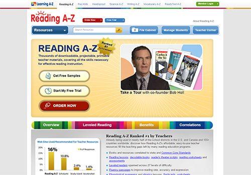 ReadingA-Z
