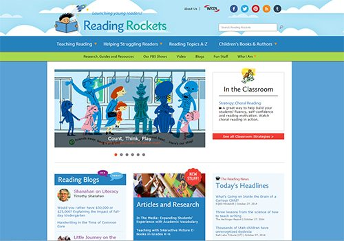 ReadingRockets