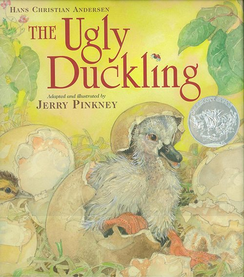 2. The Ugly Duckling by Hans Christian Anderson