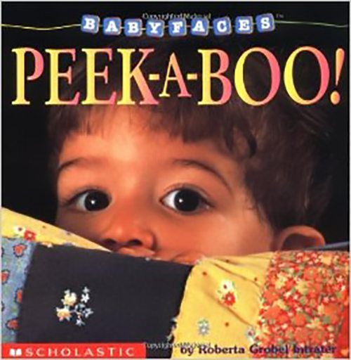 20. Peek-a-boo!  by Roberta Grobel Intrater