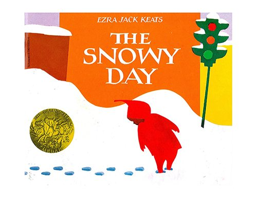 21. The Snowy Day by Ezra Jack Keats