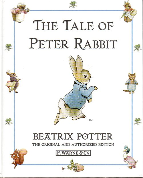 29. The Tale of Peter Rabbit by Beatrix Potter
