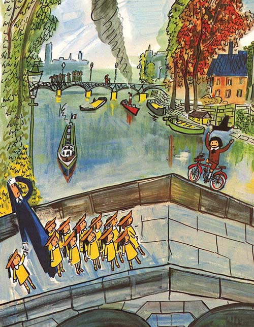 30. Madeline by Ludwig Bemelmans