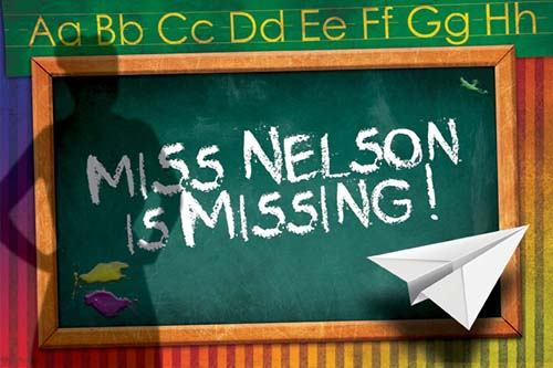 34. Miss Nelson is Missing! By Harry Allard and James Marshall
