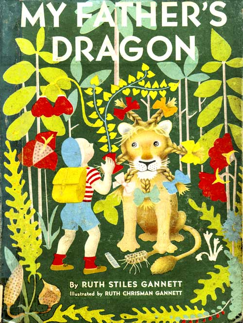 36. My Father's Dragon by Ruth Stiles Gannett