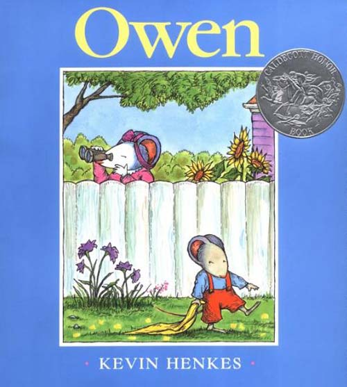 38. Owen by Kevin Henkes