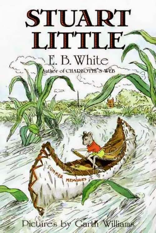 44. Stuart Little by E.B. White