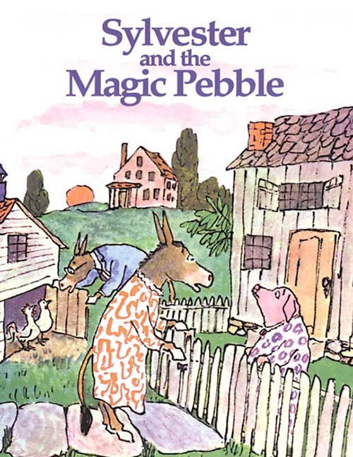 46. Sylvester and the Magic Pebble by William Steig