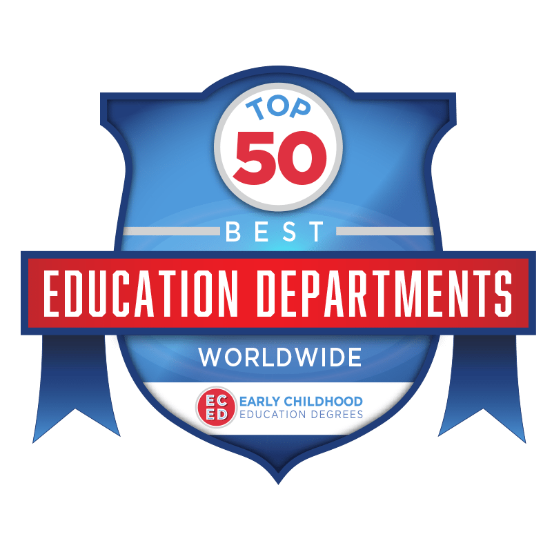 50 Best Education Schools Worldwide Early Childhood Education Degrees