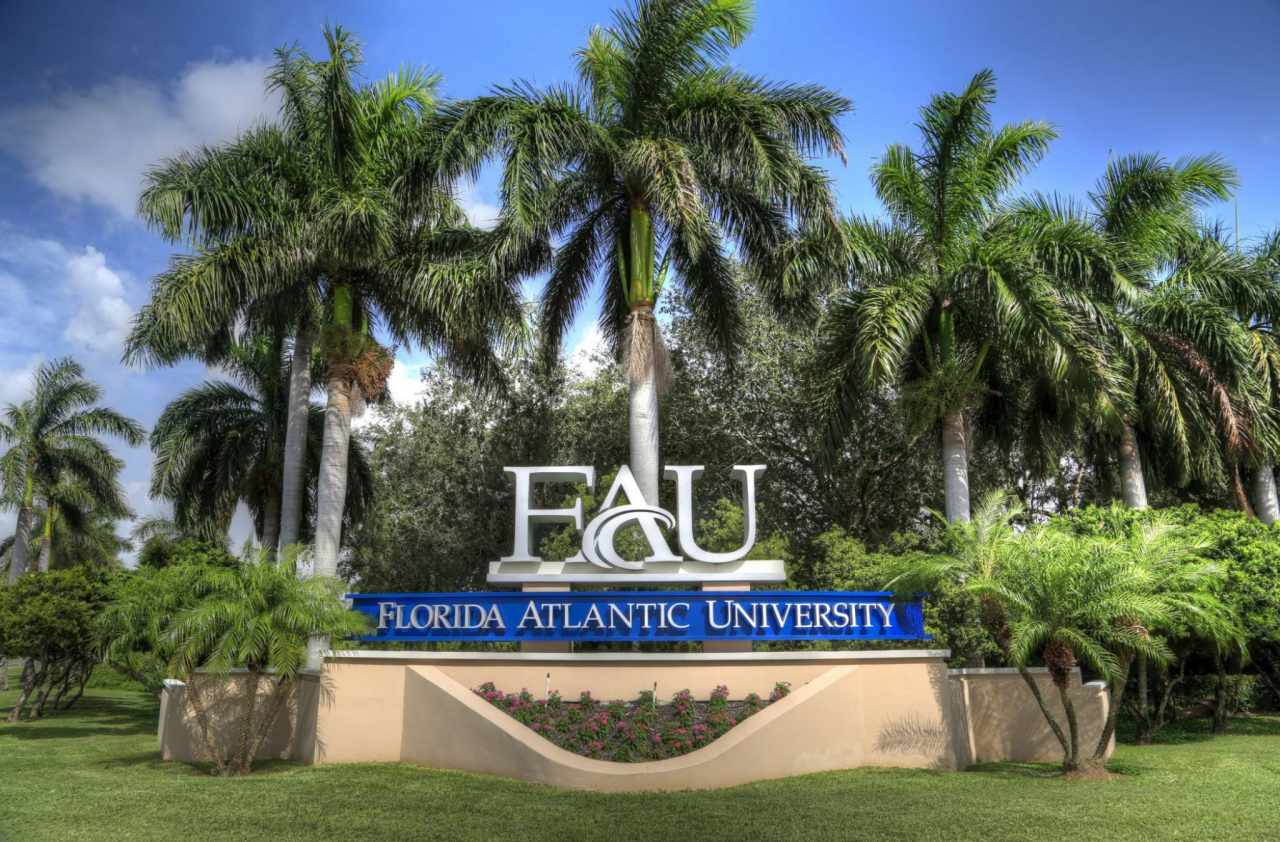 florida atlantic university campus