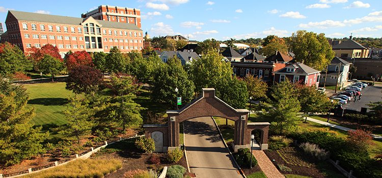 dayton uni campus