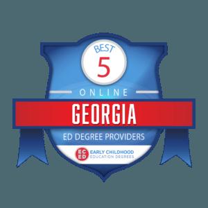 Online Education Degrees: Georgia