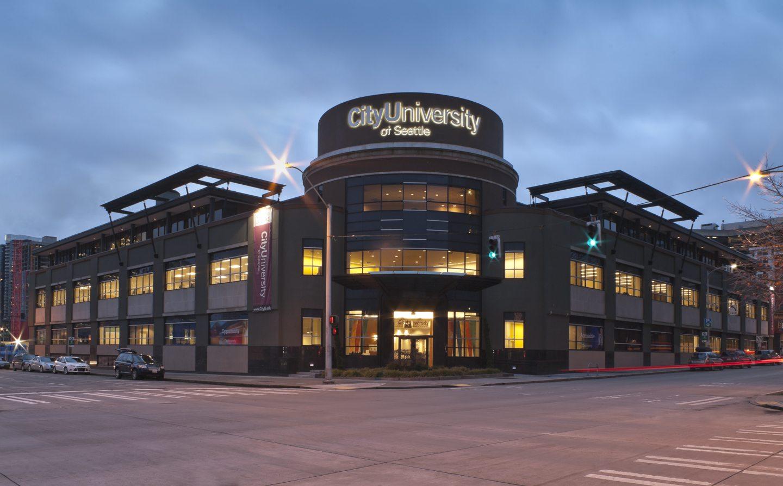 city u campus