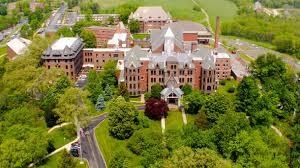 seton hall campus