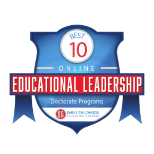 edu leadership doctorate Badge 01