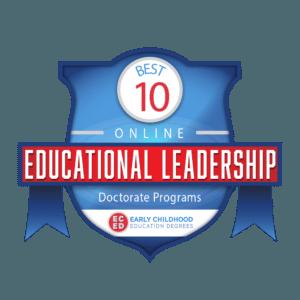 edu leadership doctorate Badge 01