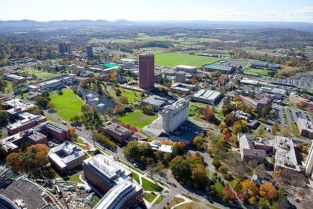 umass amherset campus