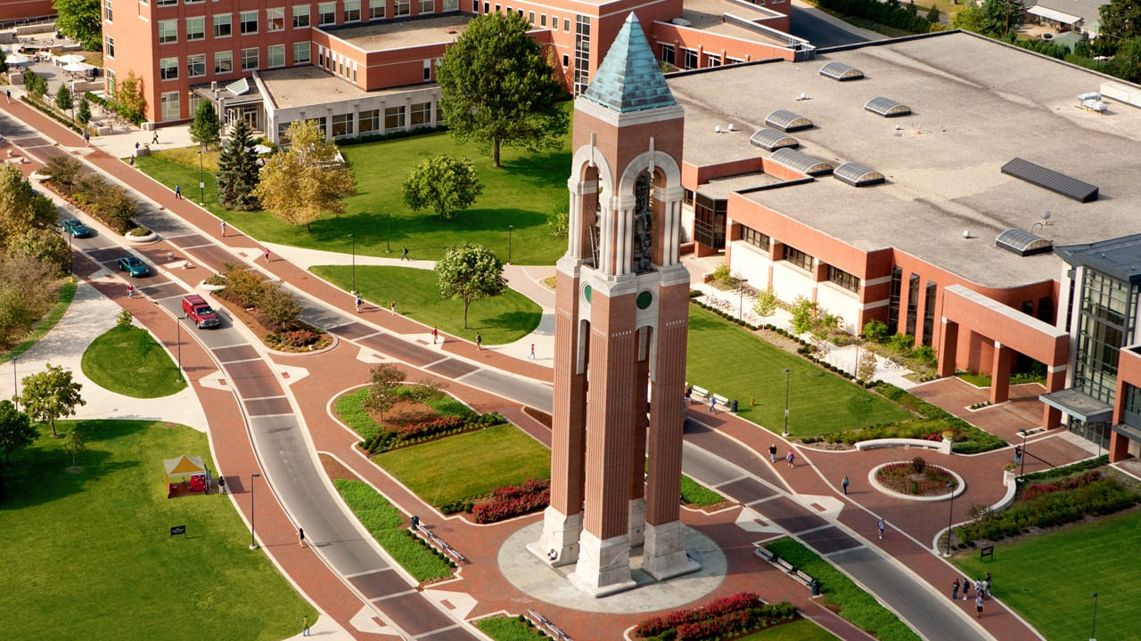 ball state campus 2
