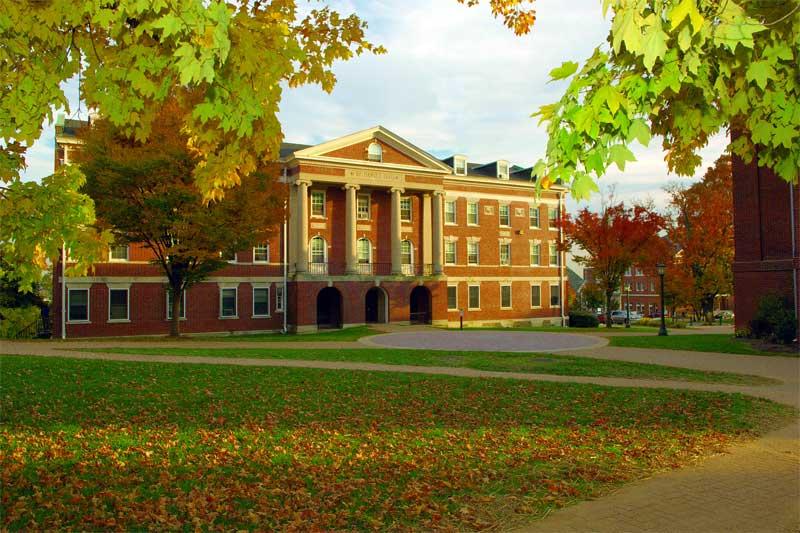 mcdaniel campus